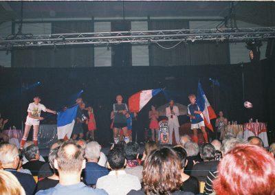 comedie musicale skydance Einville au jard
