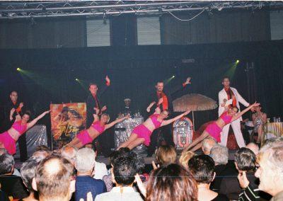 comedie musicale skydance show Einville au jard