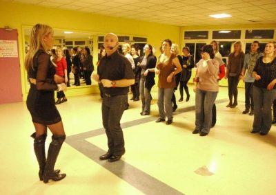 soirée danse de couple skydance-show 2011