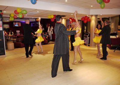 spectacle de danse à torcy
