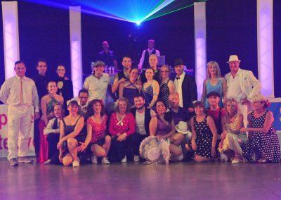 gala annuel de danse de couple 13ème Nuit des Etoiles