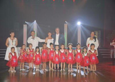 gala annuel de danse de couple 13ème Nuit des Etoiles avec les enfants