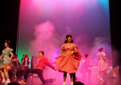skydance show spectacle grease
