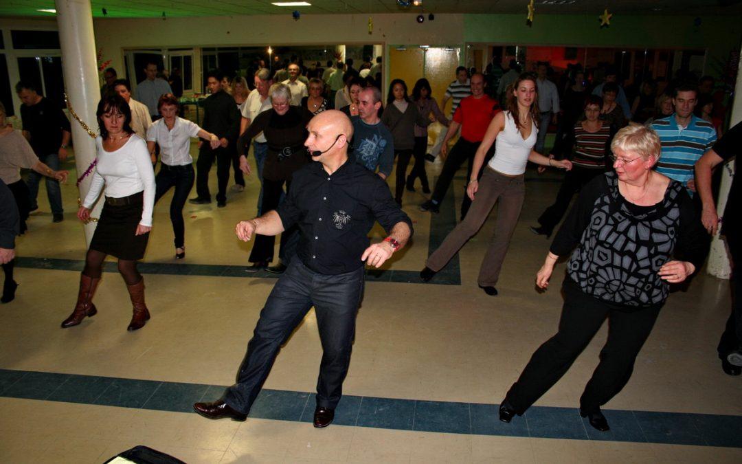 cours de danse 2008