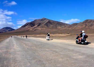 Course de scooter desert de Lanzarotte P1000194_redimensionner