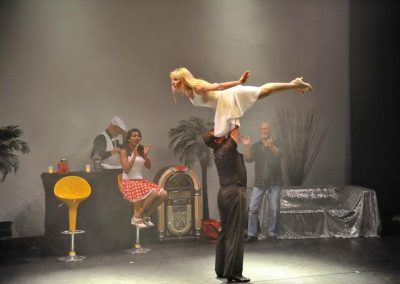 spectacle comedie musicale a bailly