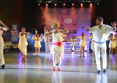 gala skydance-show 14ème Nuit des Etoiles 2018