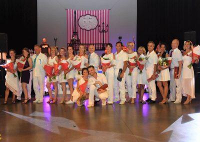 gala danse de couple skydance-show 14ème Nuit des Etoiles 2018
