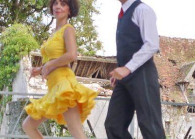 spectacle de danse bailly fete du patrimoine