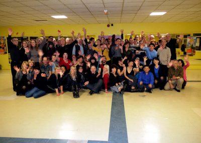 equipe skydance-show roissy en brie