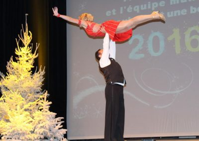 spectacle danse de couple a roissy