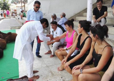 danse et voyage avec skydance-show en inde