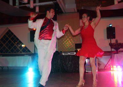 skydance show danse pour le mariage de jp et corinne