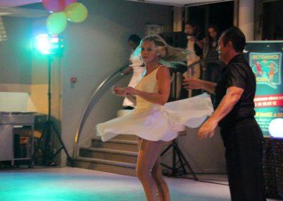Skydance-show à boulogne billancourt en 2015