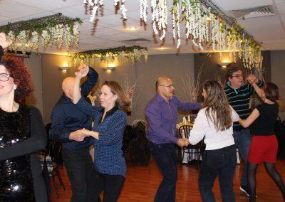 skydance-show Comptoir de Beaubourg
