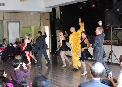 skydance show spectacle danse nouvel an vietnamien