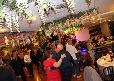 danse de couple Comptoir de Beaubourg