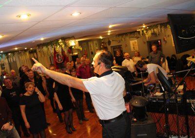 danse de couple Comptoir de Beaubourg avec skydance-show