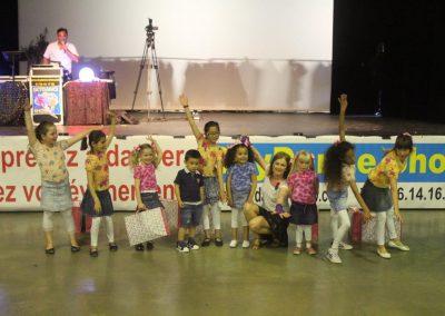 skydance-show gala annuel de danse à deux avec les enfants