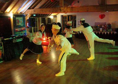 skydance show anniversaire