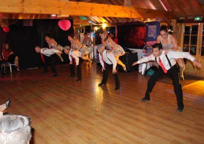 skydance show danse pour un anniversaire