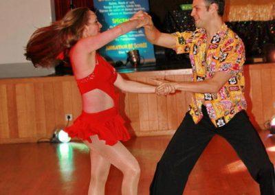 danse de couple 1ere nuit de la danse