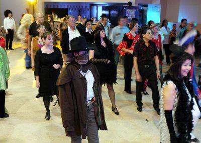 soiree deguisee skydance-show