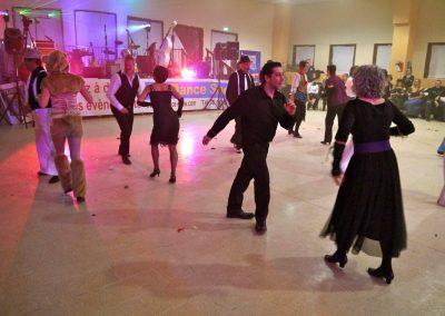 soirée skydance-show special danse de couple et deguisement