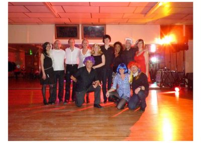 Soirée Perruques et danse Grisy-Suisnes 2015