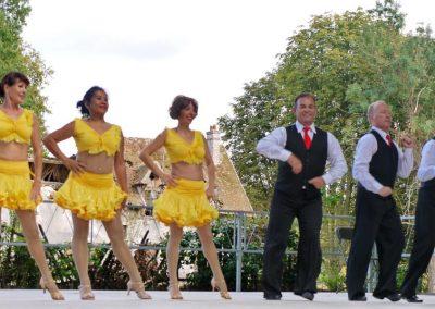 spectacle de danse pour la fete du patrimoine