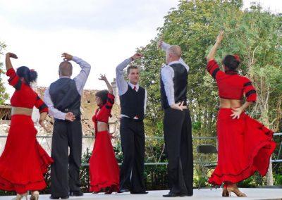 danse a deux skydance-sho