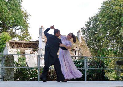 danse a deux avec skydance-show