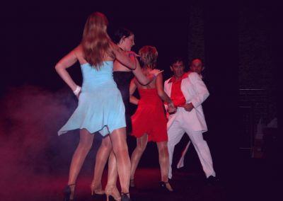spectacle danse salsa roissy en brie