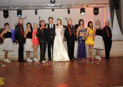 team skydance-show mariage