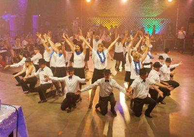 gala de danse de couple skydance-show 11ème Nuit des Etoiles