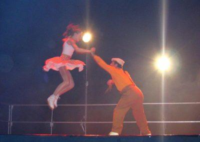 skydance show bebop champs sur marne